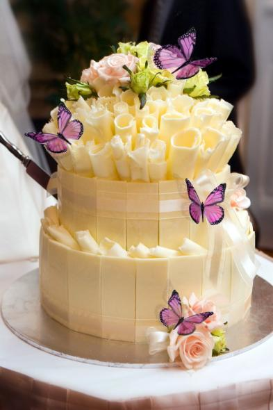 Cake Decorating Classes Wedding : Wedding Cake Decorating Ideas Romantic Decoration