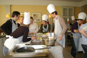 Cooking Team Building Activities