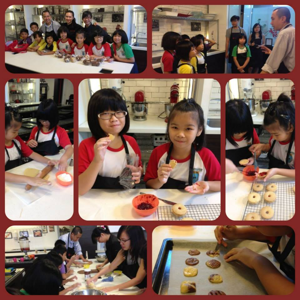 Kids Baking Party Singapore | Kids' Birthday Party | Kids' Baking Class