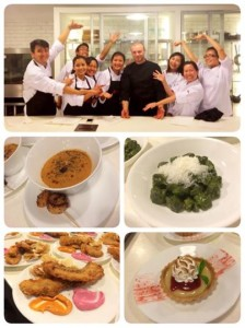 Corporate Cooking Workshop - Fun Team Bonding