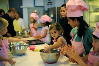 Corporate Cooking Workshop - Kids Cooking Party