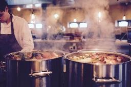 India Cuisine Food Making Process
