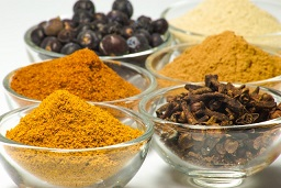 Spices and Herbs Used in Indian Cuisine