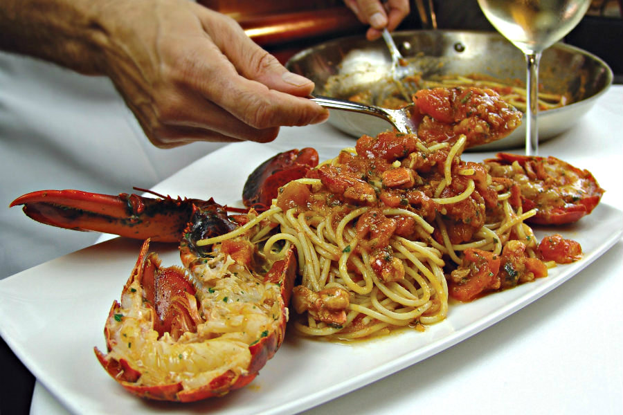 Italian Pasta Cooking Class - Lobster Spaghetti