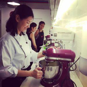 Macaron Baking Class