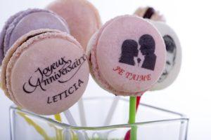 Macaron Lollipop