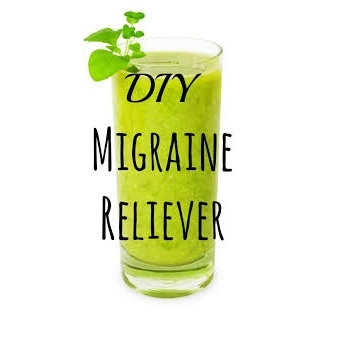 Natural Migraine Relief Recipe