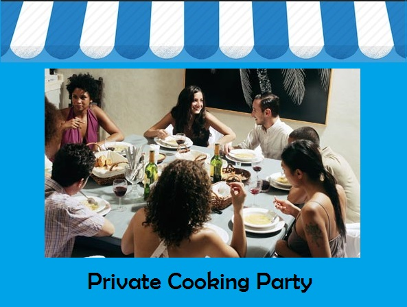 Private Cooking Party