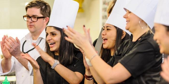 Team Building Activities in Kitchen