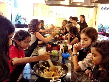 Junior Cooking Class Singapore | Fun & Experiential Kids Cooking Class